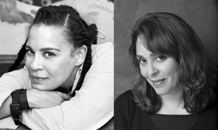 Ellen Gallagher & Natasha Trethewey